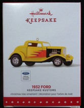 2015 Hallmark 1932 Ford Hotrod Keepsake Kustoms Ornament - MIB - $14.95