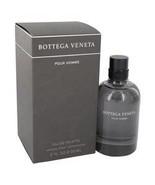 Bottega Veneta Cologne By Bottega Veneta 3 oz Eau De Toilette Spray For Men - $144.13