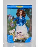 Barbie Had a Little Lamb Nursery Rhyme Collection Barbie Doll 1998 - $7.99