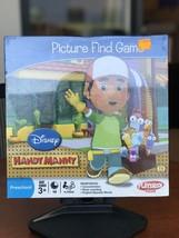 Disney Handy Manny Picture Find Game PLAYSKOOL40543 - $70.39
