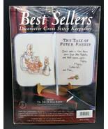Beatrix Potter Tale of Peter Rabbit Cross Stitch Kit  08508 JCA Best Sel... - $42.00