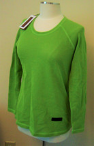 Burberry Sport Top Size - L Bright Lime 80% Cotton/20% Nylon  - $89.95