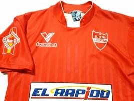 rare jersey Club Glorias Argentina Team Foot Consultor Stock T-Shirt (Ca... - $30.34