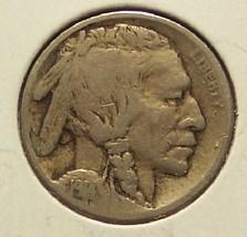 1914 Buffalo Nickel F12 FULL DATE #01195 - $19.99