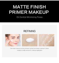 Face Makeup Primer Oil Free Professional Base Make Up Matte Foundation Pores image 9