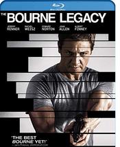 The Bourne Legacy [Blu-ray + DVD]