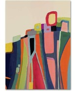 NEW - Trademark Fine Art Falaise by Sylvie Demers, Canvas 35x47-Inch - $82.55
