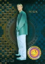 Backstreet Boys trading card (Nick, Rookie Signature) 2000 Winterland #2... - $5.00