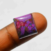 Natural Purple Copper Mohave Turquoise Gemstone Cabochon Craft Supplies ... - $7.91