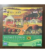 Hometown Collection Cambria Farmers Market 1000 Piece Puzzle New - $12.38