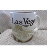 Starbucks LAS VEGAS Global Icon City Collector Series Coffee Cup Mug 201... - $19.79