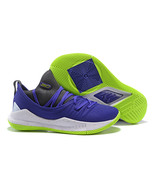 Men's Curry 5 Low Shoes Stephen Curry Basketball Low Shoes - $92.99