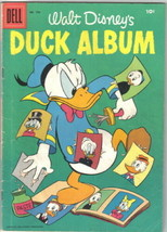 Walt Disney's Duck Album Four Color Comic Book #726 Dell Comics 1956 FINE - $17.34