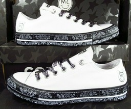 Converse x Miley Cyrus Chuck Taylor Ox Paisley White 162235C 5 Men (7 Women) - $64.95