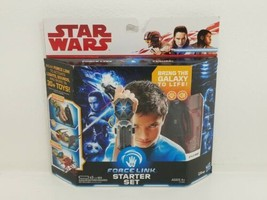 Star Wars Force Link Starter Set including Force Link KYLO REN - $4.94
