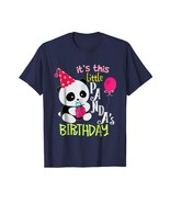 Brother Shirts - Panda Birthday Shirt Boys Girls Kids Panda Bear Gift Men - $19.95+