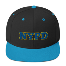 nypd yankees hat / nypd yankees / Snapback Hat image 4