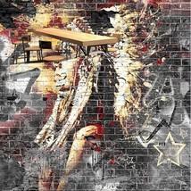 3D Graffiti vitality 48 WallPaper Murals Wall Print Decal Wall Deco AJ W... - $32.15+