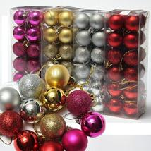 Quality 24Pcs/Lot Christmas Tree Ball Baubles Xmas Party Wedding Hanging - $3.22+