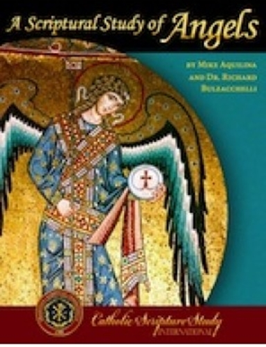 A scriptural study of angels  two part study   25 lessons