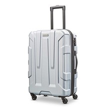 Samsonite Centric Expandable Hardside Checked Luggage with Spinner Wheels, 24 In - $122.37