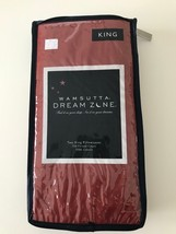 New Set of 2 Wamsutta Dream Zone Pillowcases 750 TC SPICE KING 100% COTTON - $35.00