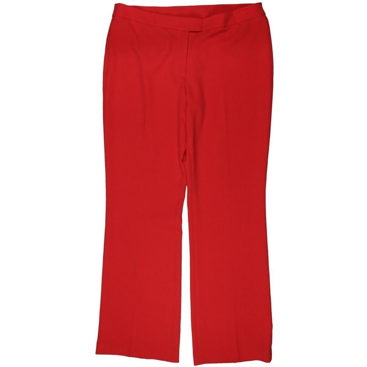 Primary image for 6970-2    Anne Klein Women's Dress Pant, Red, 2  $79