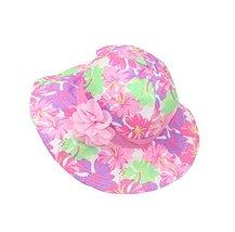 Cotton Comfortable Ventilate Pure Children Cap/Bucket Hat(Colorful) image 2