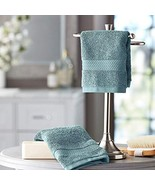 Member's Mark Hotel Premier Collection 100% Cotton Luxury Washcloth, 2-P... - $13.65