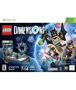 LEGO Dimensions Starter Pack - Xbox 360 - $84.64