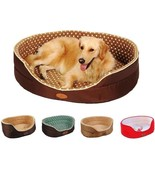 Big Size Extra Large Dog Bed House Soft Fleece Pet Dog Cat Warm Pet Product - $40.71