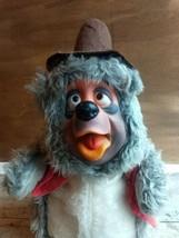 "Vintage Disney Large Plush Country Bears Jamboree BIG AL 16"" - 1970s California  - $34.99"