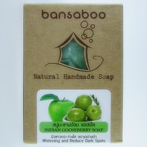 Indian Gooseberry Soap with Green apple (Whitening and Reduce dark spots) - $4.88