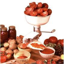 Weston Roma Stainless Steel Food Tomato, Vegetable, Fruit Strainer & Sau... - $51.37