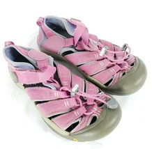 Keen Waterproof Sandals 6.5 US 37 EU Pink Water Hiking Swim Womens - $29.69