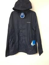 Columbia Men's Watertight 2 Front Zip Hooded Rain Jacket, Collegiate Navy, Large - $53.20