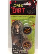 Zombie Dirt 2 Pcs Water Washable Make-Up.  Halloween - $4.95