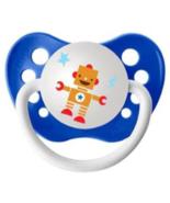 Robot Baby Pacifier - Ulubulu - 0-6 months - Blue - Baby Boy Gift - Robo... - $7.99