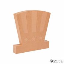 DIY Papier-Mache Uncle Sam Hat, 1 Per Order - $14.23