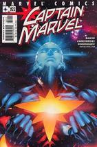 Captain Marvel (5th Series), Edition# 22 [Comic] [Oct 01, 2001] Marvel - $3.91