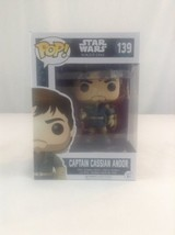 New Funko Pop Star Wars Rogue One Captain Cassian Andor #139 Vinyl Figure - $9.49