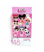 L.O.L. Surprise Let's Be Friends Jigsaw Puzzle 48 Pcs 11 in x 15 in - $13.54
