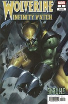 Wolverine Infinity Watch 1 Variant 2019 Signed By Jeehyung Lee Marvel - $14.85