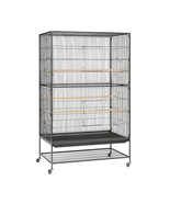 Prevue Hendryx Extra Large Wrought Iron Flight Cage 961-PP-F050 - $264.90