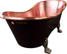 "Copper Bathtub ""Sacramento"" - $3,900.00"