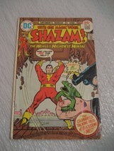 SHAZAM the worlds mightiest mortal DC comics #18 very good cond. 1975 - $6.50