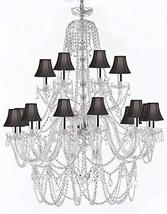 New! Murano Venetian Style Crystal Chandelier Lighting - Great for The Dining Ro - $1,011.35