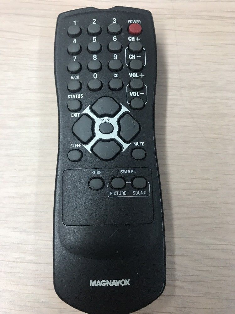 Magnavox Remote Control Tested And Cleaned               E9