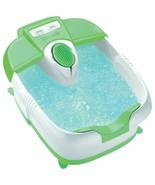 Conair FB30 Massaging Foot Spa with Bubbles, Heat & Pedicure Attachments - $77.83