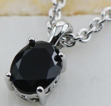 Black Onyx 925 Sterling Silver Gemstone Pendant - SALE! - $14.84